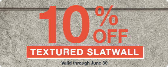 Slatwall Sale!