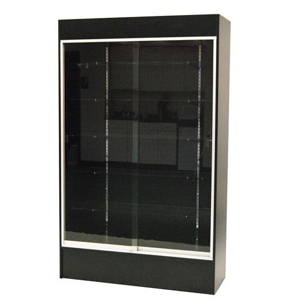 Wall Display Cases Black Wall Showcase 48 Quot Retail