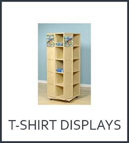 T-Shirt Displays